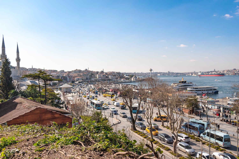 Стамбул за 3 дня