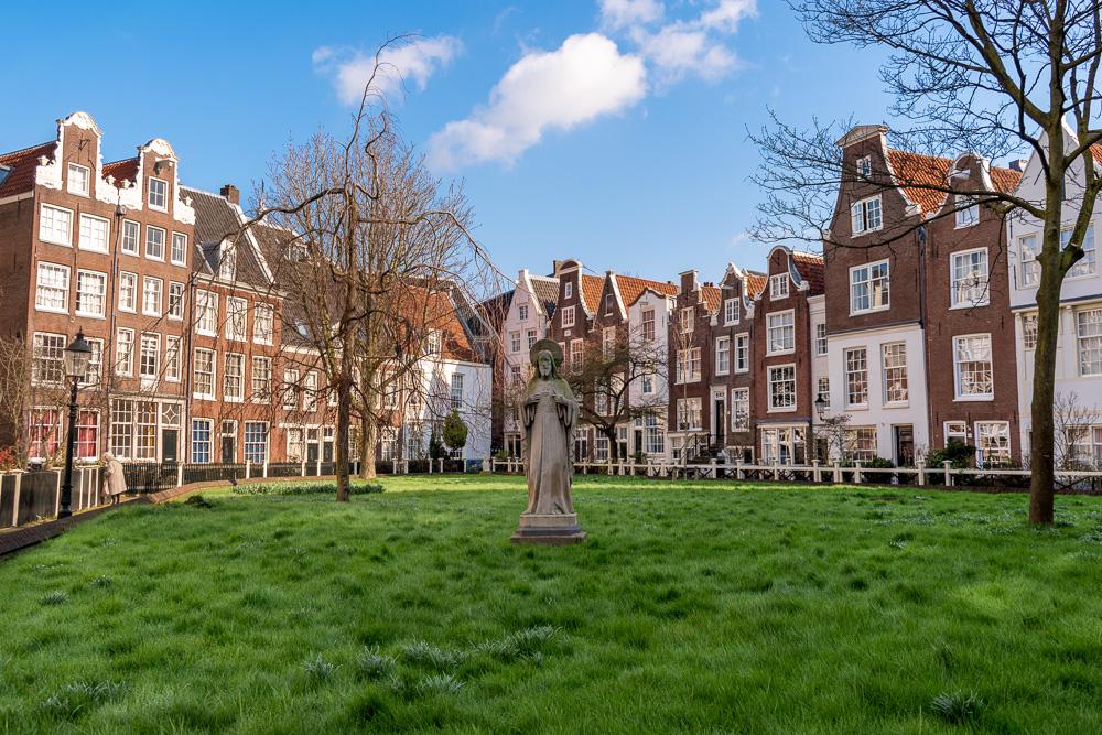 Амстердам за 2 дня: Бегейнхоф