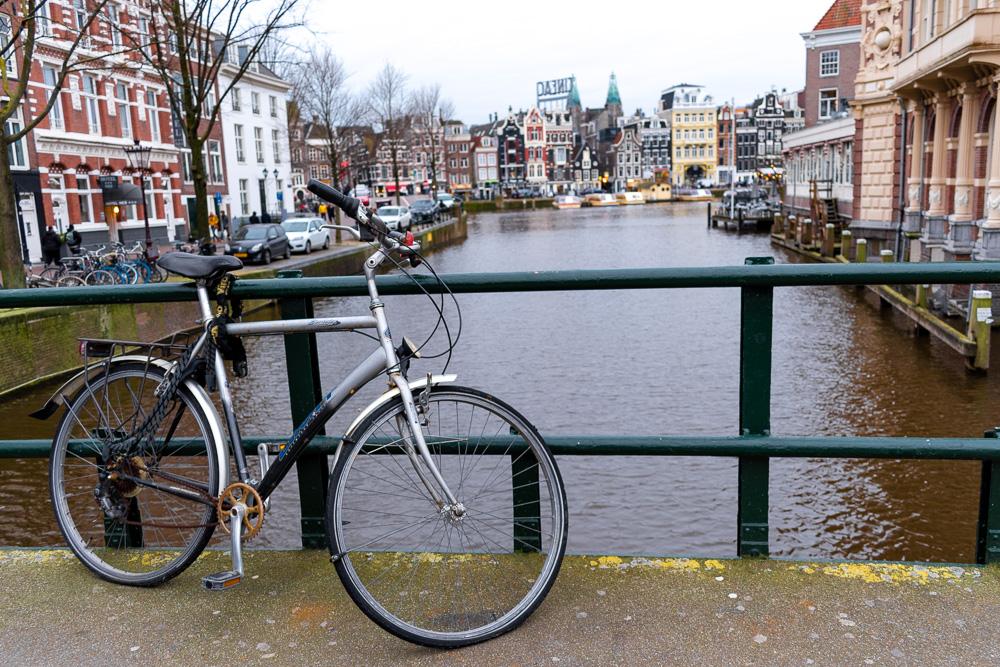 Амстердам за 2 дня: канал Groenbungwal