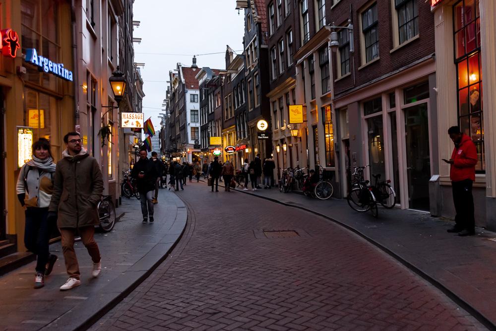 Амстердам за 2 дня
