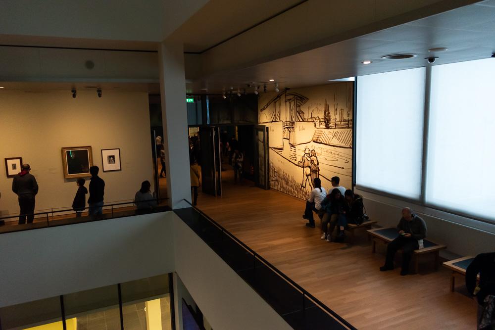 Амстердам за 2 дня: музей Ван Гога