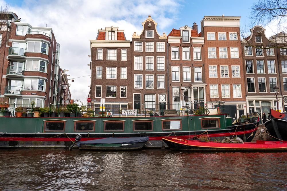 Амстердам за 2 дня: экскурсия на лодке