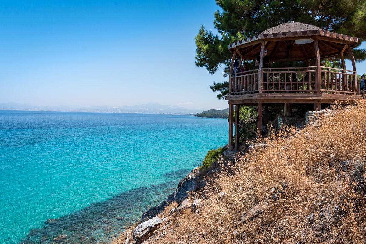 Национальный парк Дилек, Турция