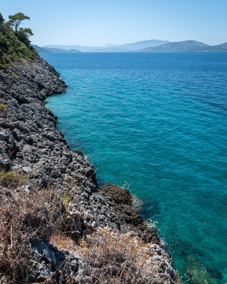 Национальный парк Дилек: пляж Karasu