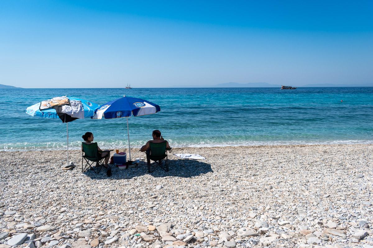 Национальный парк Дилек: пляж Audinlik