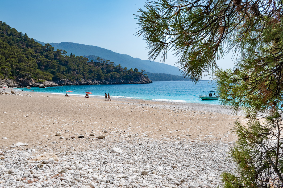 Пляж Paradise, Турция