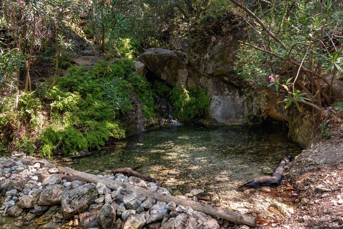 Пляж Кабак, Турция: поход к водопадам