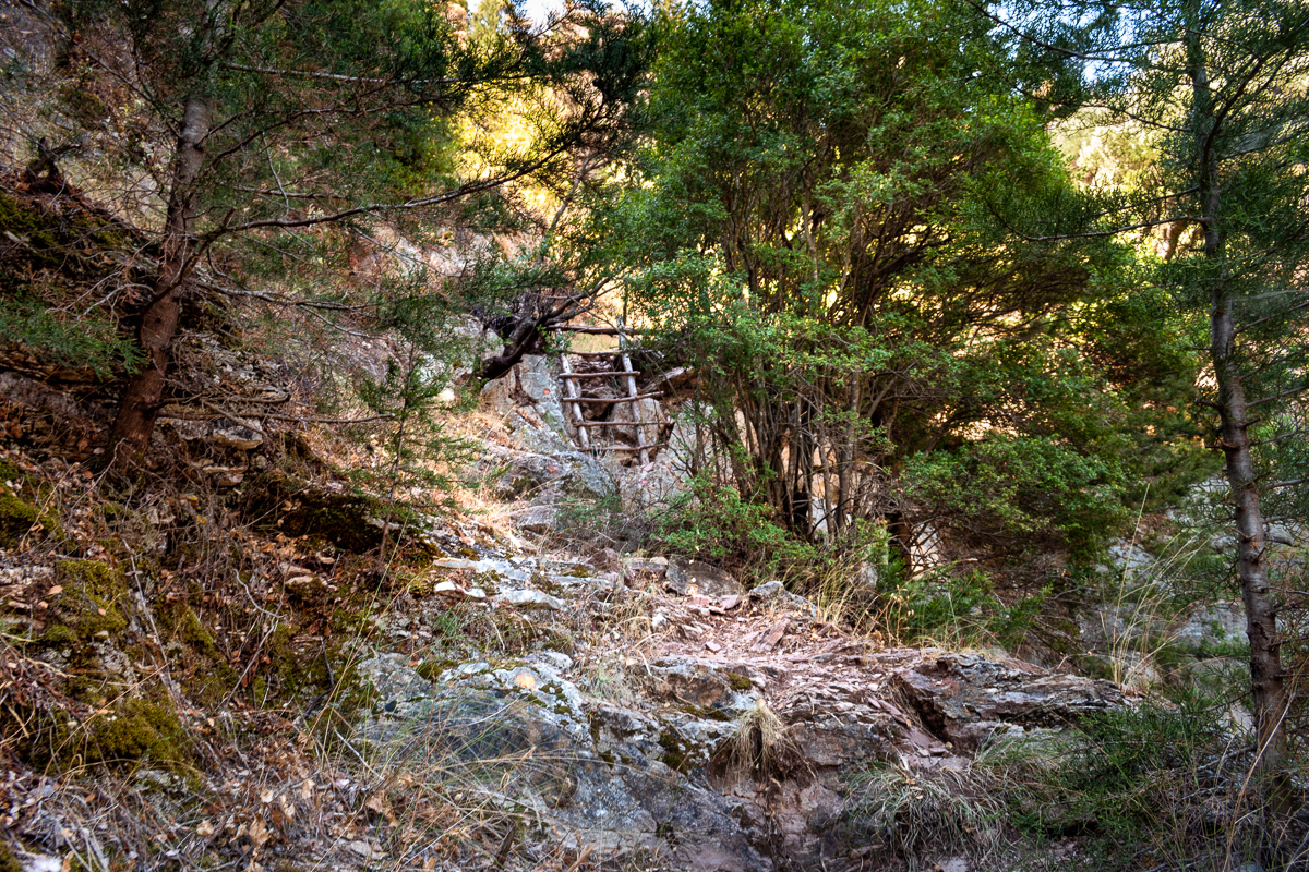 Олюдениз, Турция: долина бабочек