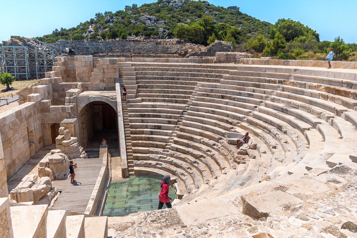 Патара, Турция: античный город