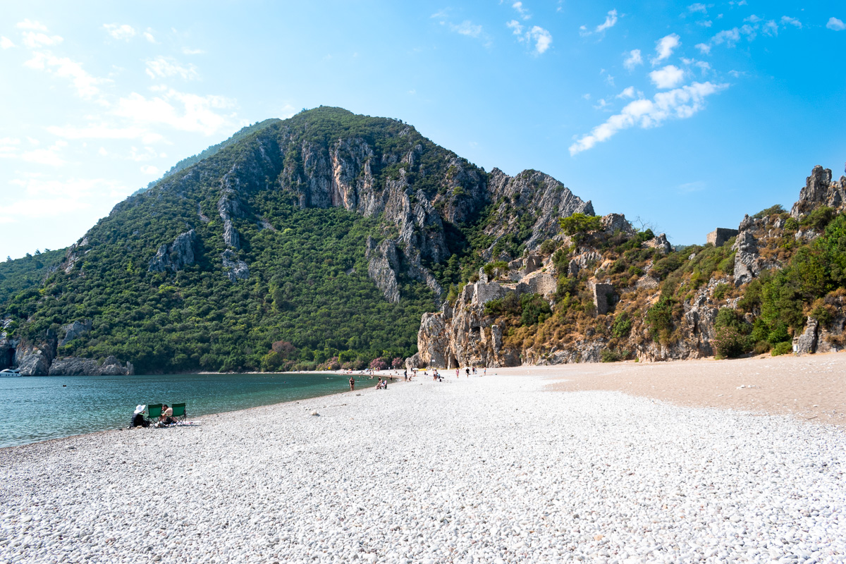 Чиралы, Турция