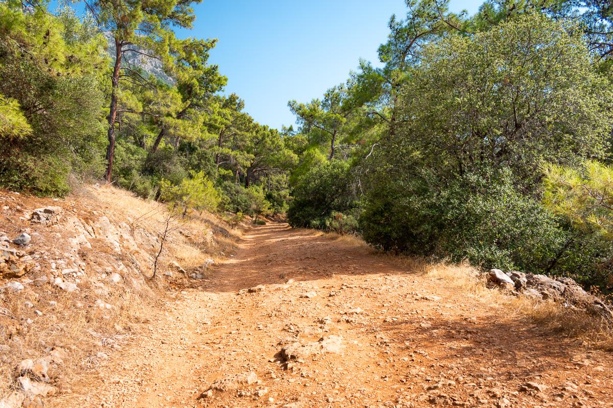 Чиралы, Турция: мыс Гелидония