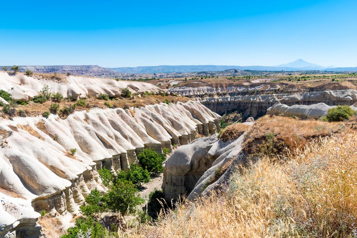 Каппадокия самостоятельно: голубиная долина