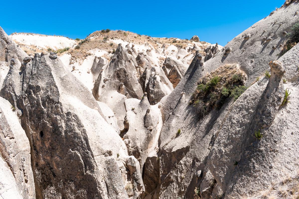 Каппадокия самостоятельно: долина мечей