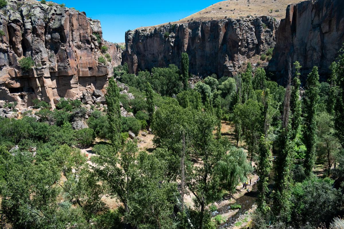 Каппадокия самостоятельно: долина Ихлара
